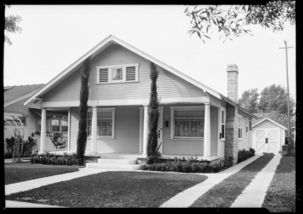 1647 West 54th Street, Los Angeles, CA, 1925