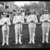 Greater Los Angeles Moose Lodge band, Southern California, 1928
