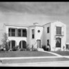 1064-1066 South Hayworth Avenue, Los Angeles, CA, 1928