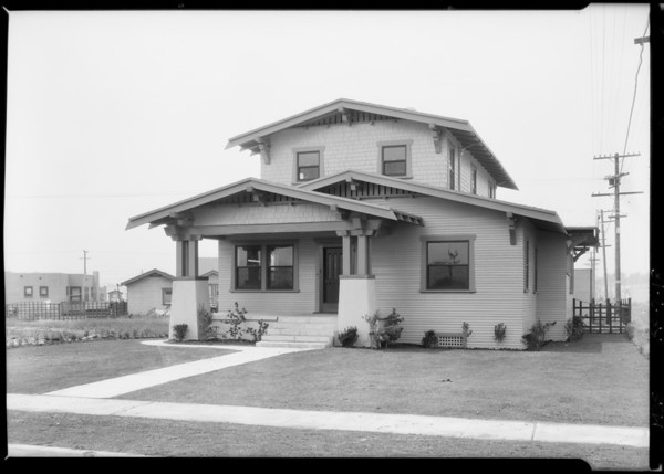 675 West Knoll Drive, Los Angeles, CA, 1925