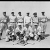 L.A. Creamery baseball team, Southern California, 1925