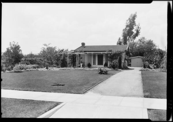 501 North Sierra Vista Street, Monterey Park, CA, 1925
