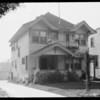2112 La Salle Avenue, Southern California, 1925