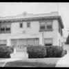 572-574 North New Hampshire Avenue, Los Angeles, CA, 1928