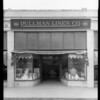 Pullman Linen Supply Co., Southern California, 1925