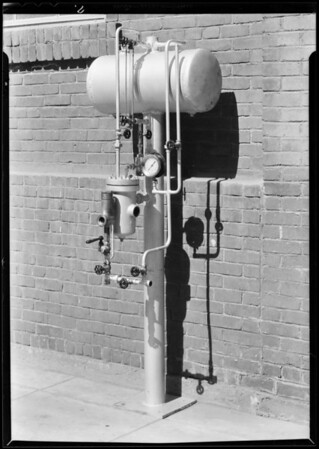 Perfection duplex traps, Pacific Pipe & Supply, Southern California, 1931