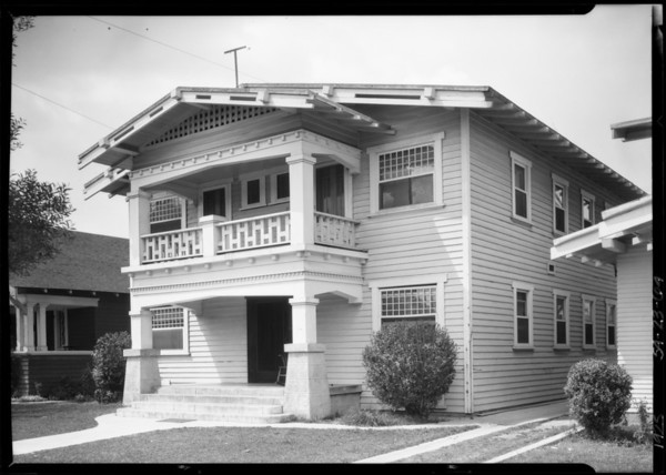 623 West 41st Drive, Los Angeles, CA, 1925