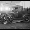 Cars, Union Auto Insurance, Southern California, 1931
