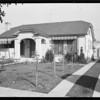 942 North Genesee Avenue, West Hollywood, CA, 1930