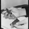 Articles, Rhys G. Thackwell, Southern California, 1931