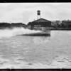 Boats at Long Beach, CA, 1928