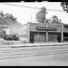 Exterior of building, 1260 West 2nd Street, Los Angeles, CA, 1931