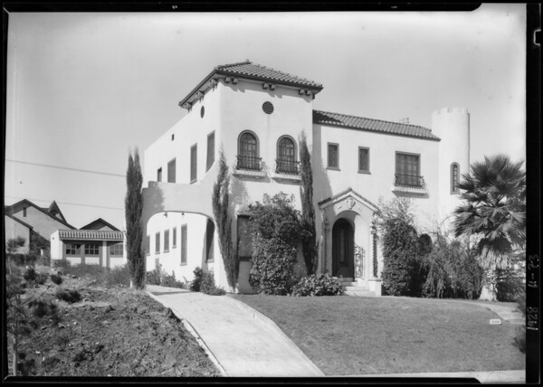 439 Beverwil Drive, Beverly Hills, CA, 1928