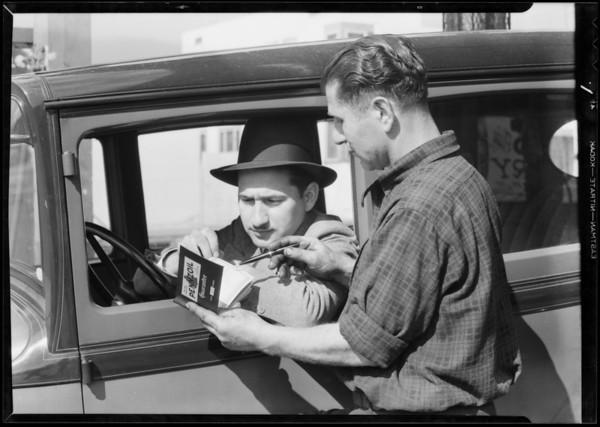 Kemp's full line in Eagle Rock, Los Angeles, CA, 1931