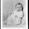 Baby, Irwin Izor, Southern California, 1931