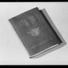 Catalogue book, Axelson, Southern California, 1930