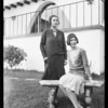 """""""Seville"""" home for Clarke of Herald, Southern California, 1930"""