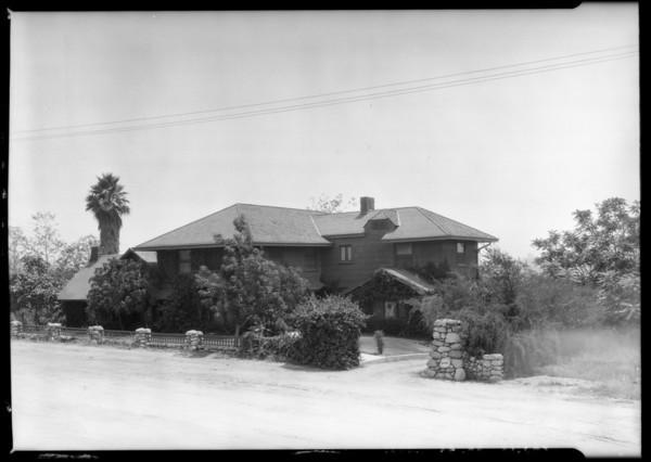 840 North Avenue 66, Los Angeles, CA, 1925