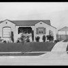 Homes in View Park & View Heights, Los Angeles, CA, 1928