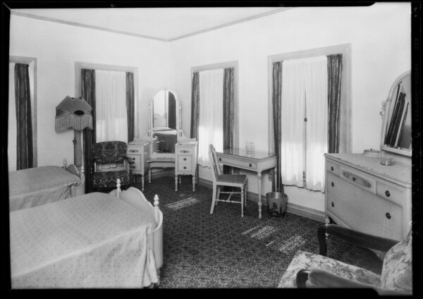 Mayan Hotel, 3049 West 8th Street, Los Angeles, CA, 1928