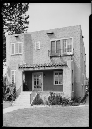 521 East Orange Street, Monrovia, CA, 1925