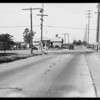 Clara Street and Atlantic Avenue, Cudahy, CA, 1929