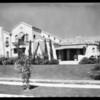 Houses near Lankershim Boulevard, Los Angeles, CA, 1928