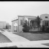 128 West Fairview Boulevard, 328 East Fairview Boulevard, Inglewood, CA, 1928