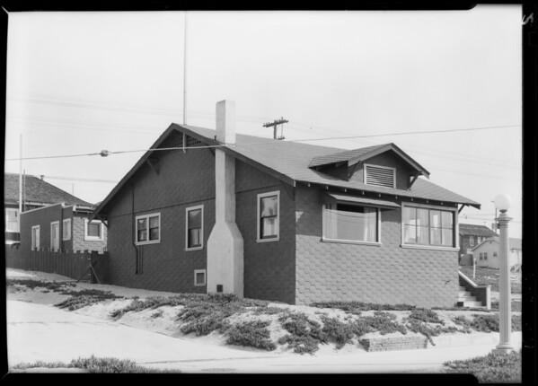 122 The Strand, Manhattan Beach, CA, 1928