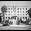 Royal Palms Hotel, Southern California, 1931