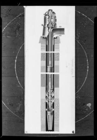 Bean Pump, Southern California, 1931