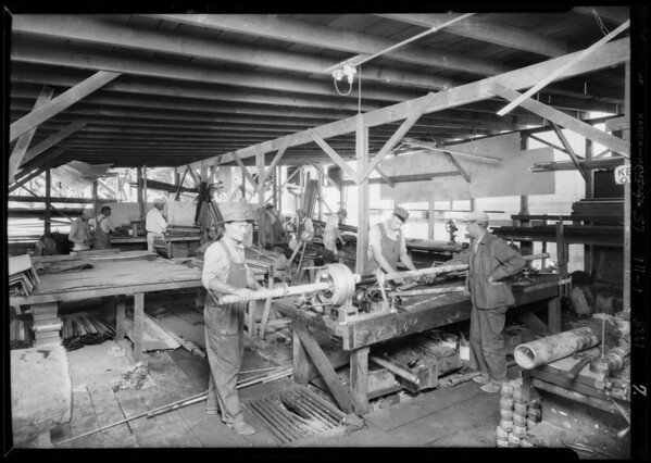 General views, Norco Land Co., Southern California, 1928