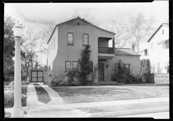 1957 Euclid Avenue, San Marino, CA, 1928