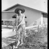 Publicity shots, Runnymede, Southern California, 1928