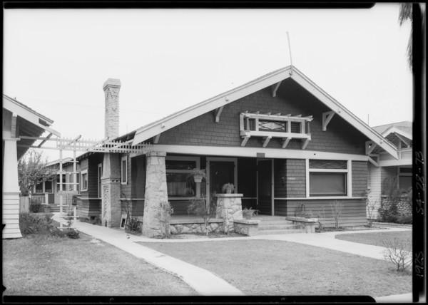 3464 2nd Avenue, Los Angeles, CA, 1925
