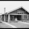 3464 2nd Avenue, Los Angeles, CA, 1925