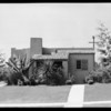 Homes in View Heights, Southern California, 1928