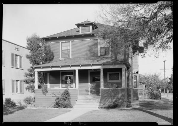2653 South Harvard Boulevard, Los Angeles, CA, 1925