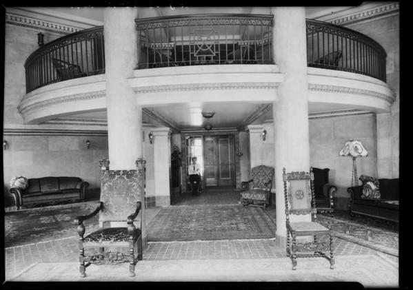 Hotel Glendale, 102 North Glendale Avenue, Glendale, CA, 1925