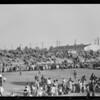 Dog show for Balto dog food, Loyola High School, 1901 Venice Boulevard, Los Angeles, CA, 1931