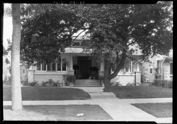 1421 West 46th Street, Los Angeles, CA, 1925