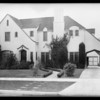 721 South Tremaine Avenue, Los Angeles, CA, 1929