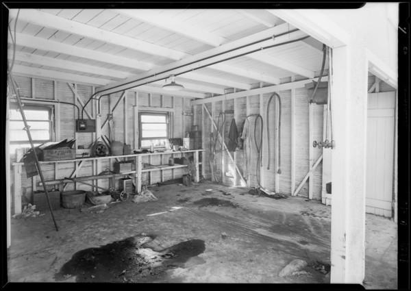 Vacant building, 4458 Alumni Avenue, Los Angeles, CA, 1929
