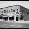Pacific-Southwest Trust & Savings Bank - Normandie & Hollywood Branch, 5101 Hollywood Boulevard, Los Angeles, CA, 1924