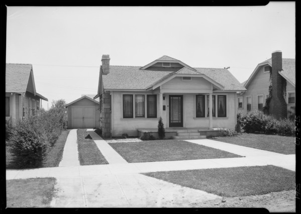 1130 West 84th Street, Los Angeles, CA, 1925