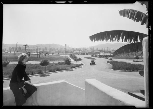 City Terrace Park, Los Angeles, CA, 1931