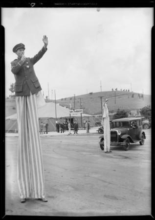 Terrace Park publicity, Walter H. Leimert Co. Incorporated, Los Angeles, 1931