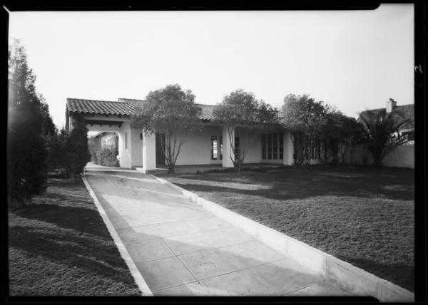 4309 Woodleigh Lane, La Cañada Flintridge, CA, 1930