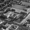 An aerial view of the Los Angeles Trade Technical Jr. College