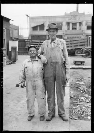 Los Angeles Creamery, Southern California, 1925